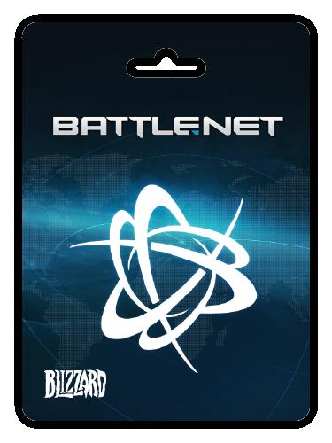 Battle.net 50 USD