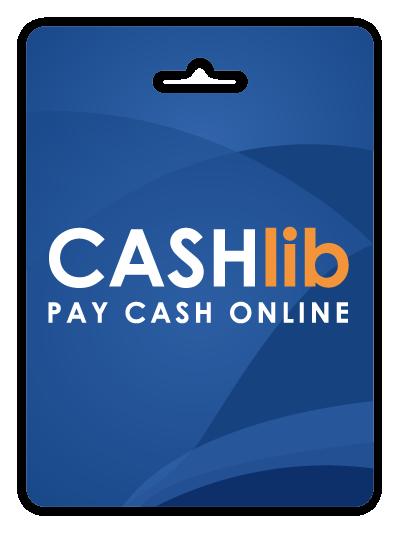 CASHlib 10 GBP