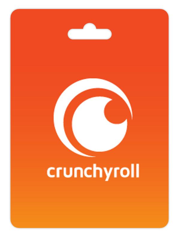 Crunchyroll 10 USD