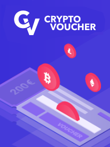 Crypto Voucher 25 EUR