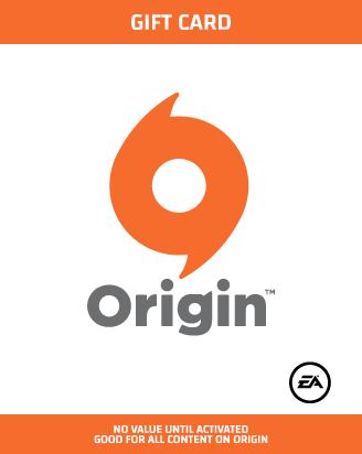 EA Origin Cash Card 20 EUR