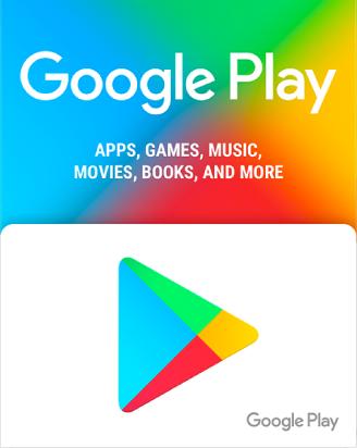 Google Play 10 USD