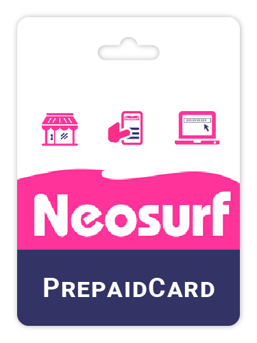 Neosurf 100 GBP