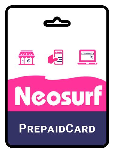Neosurf 5 EUR