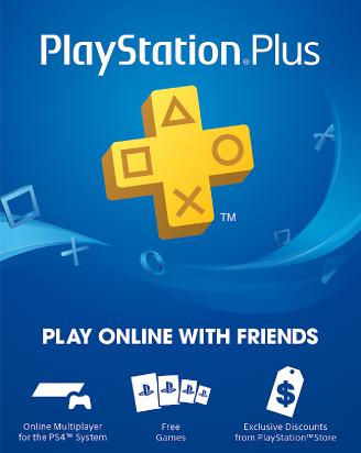 PlayStation Plus 365 Days UK