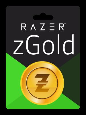 Razer Gold 5 USD