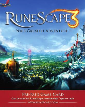 Runescape 25 USD