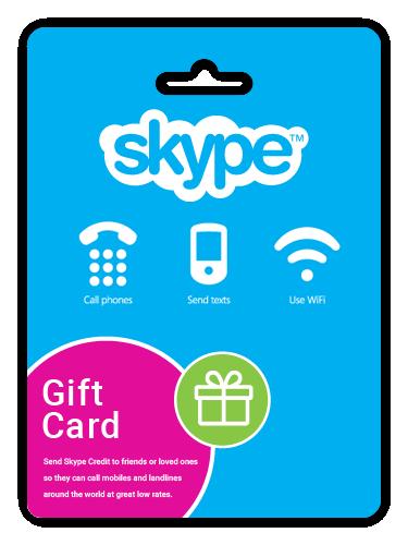 Skype 100 MXN