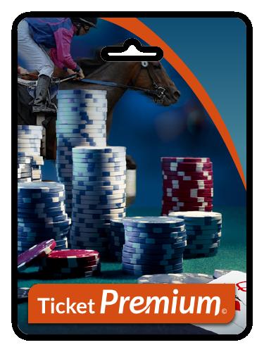 Ticket Premium 25 EUR
