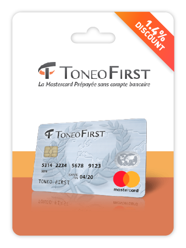 Toneo First 50 EUR