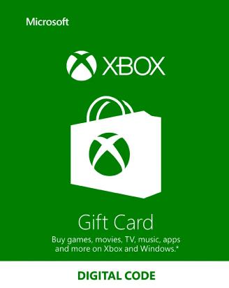 Xbox 50 CAD
