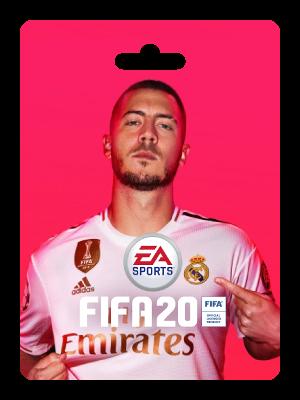 FIFA 20 PS4 4600 points DE