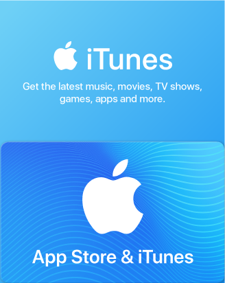 iTunes 100 AUD