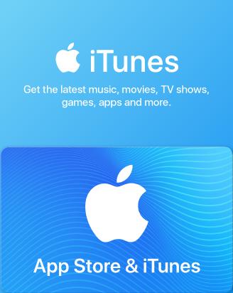 iTunes 100 CAD