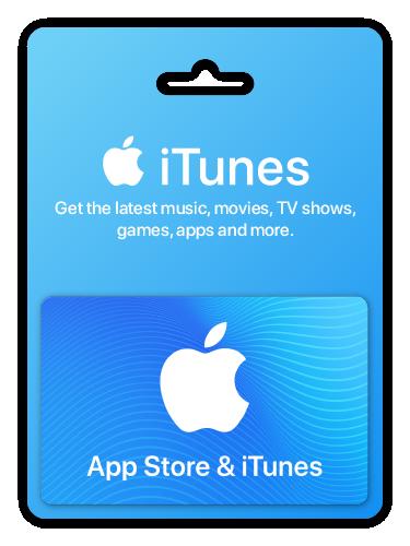 iTunes 1000 MXN